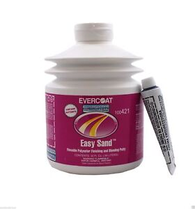 Fibreglass Evercoat 421 Glazing Fluid Easy Sand 30 Oz