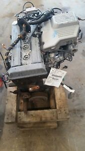 2001 Honda Crv 2 0 Engine Motor Assembly 183 195 Miles B20z2 No Core Charge