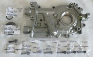 Genuine Oem Subaru Oil Pump W Seal O Ring Impreza Forester Ej255 Ej253