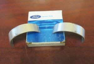 1967 71 Nos Mercury Cougar 390 428pi Fe V8 Connecting Rod Bearings