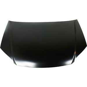 Hood For 2004 2005 Honda Civic Primed Steel Coupe sedan Models