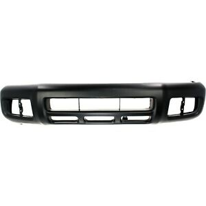 Front Bumper Cover For 1999 04 Nissan Pathfinder With Fog Lamp Holes F20222w140