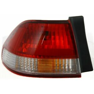 Tail Light For 2001 2002 Honda Accord Lh Outer Sedan