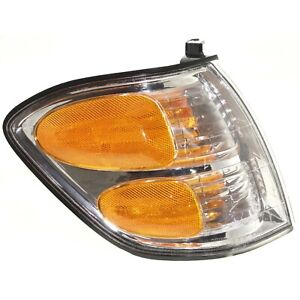 Turn Signal Light For 2004 Toyota Tundra 2001 2004 Sequoia Plastic Lens Right