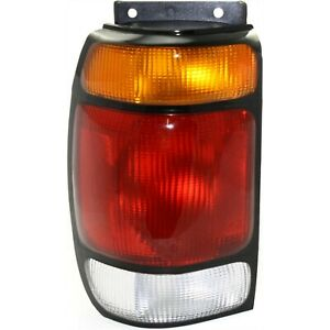 Tail Light For 95 97 Ford Explorer 97 Mercury Mountaineer Driver Side