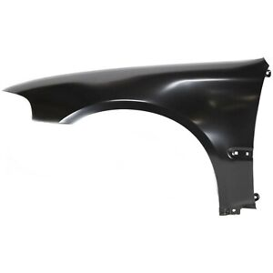 Fender For 1992 1995 Honda Civic Coupe Front Left Primed Steel W Molding Holes