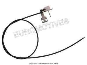 Bmw Bav E10 E12 Sunroof Cable Complete Left New Lh Driver Moon Sliding Wire
