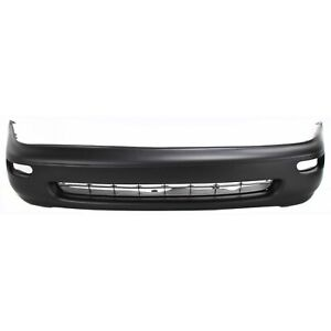 Front Bumper Cover For 1993 1997 Toyota Corolla With Fog Lamp Holes 5211902902