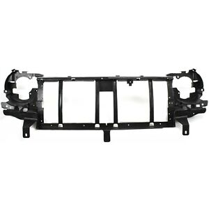 Header Panel For 2002 04 Jeep Liberty Grille Reinforcement Abs Plastic