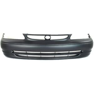 Bumper Cover For 1998 2000 Toyota Corolla Primed Front 5211902903
