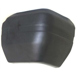 Bumper End Cap For 1984 1996 Jeep Cherokee 84 90 Wagoneer Rear Right Textured