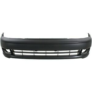 Front Bumper Cover For 2003 2004 Toyota Avalon W Fog Lamp Holes Primed