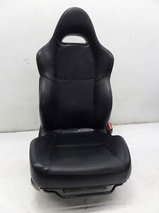 Acura Rsx Type S Right Front Seat Black Oem