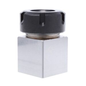 Er 32 Square Collet Chuck Block Holder 3900 5124 For Cnc Lathe Engraving Machine