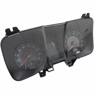 22761048 Instrument Cluster speedometer W mph Display 2012 Chevy Camaro Ss