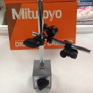 1pc New Mitutoyo 7010s 10 Magnetic Stands For Dial Test Indicators