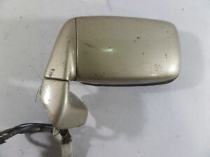 Left Porsche 944 928 Door Mirror Oem 928 731 023 05