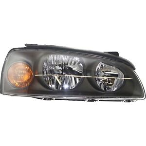 Headlight For 2004 2005 2006 Hyundai Elantra Right With Bulb