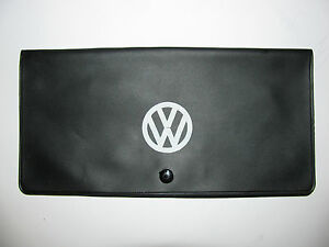 Vw Beetle Bug 311 Factory Tool Pouch With Logo New Old Stock Great Find