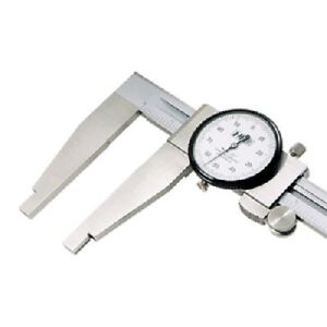 18 Ultra Series Dial Caliper With 4 Jaws 4100 2428