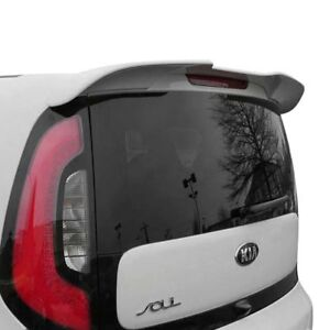 For Kia Soul 14 18 T5i Factory Style Rear Roofline Spoiler Unpainted