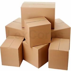 25 Pack Shipping Boxes Over 200 Sizes To Choose