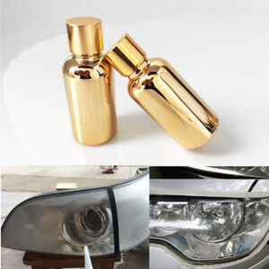 Atomized Liquid For Headlight Lens Restoration Repair Headlamp Cleaner Polisher