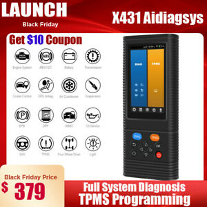 Full System Ecu Programmer Abs Srs Sas Oil Epb At cvt Tpms Reset Auto Scanner