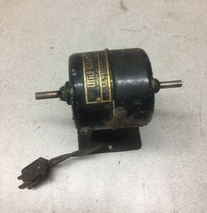 Antique C e Marshall Little Giant Watchmakers Lathe Motor 1 20 Hp