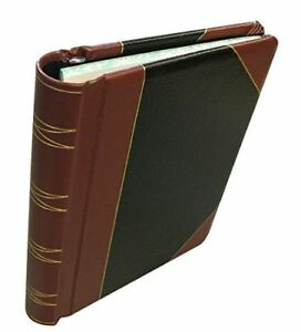 Corpkit Corporate Records 3 Ring Minute Book 1 4 Bind Leather Binder 8 5 X 11