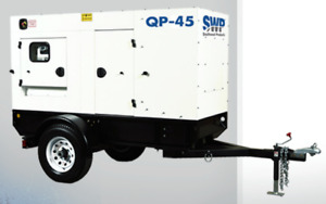New Southwest Products Qp 45 Quiet Power 40kw 45kva Generator Qp 45
