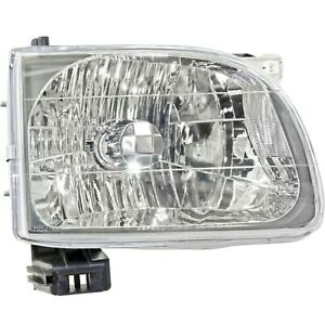 Headlight For 2001 2004 Toyota Tacoma S Runner Pre Runner Model Right With Bulb
