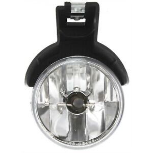 Clear Lens Fog Light For 98 99 Dodge Durango Rh Plastic Lens With Bulb