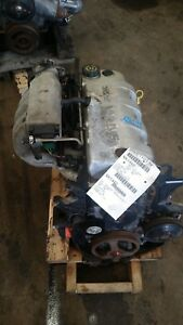 1999 Saturn Sw1 Sohc 1 9 Engine Motor Assy 173 364 Miles L24 No Core Charge