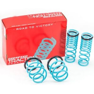 Godspeed Project Traction s Lowering Springs Honda Accord 2013 up ct cr