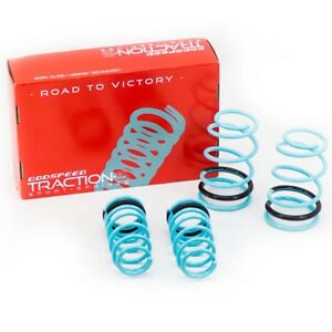 Godspeed Project Traction S Lowering Springs For Nissan Sentra B15 2000 06