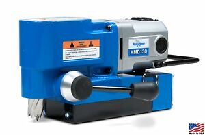 Hougen Hmd130 Ultra Low Profile Magnetic Drill