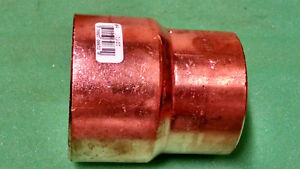 Nibco C X C 600r 3 1 2 X 3 Copper Reducer coupler