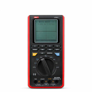 Scope Digital Multimeters 16mhz 80ms s handheld Oscilloscope Dmm Uni t Ut81c
