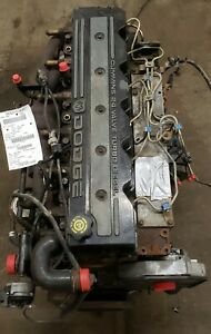 2001 Dodge Diesel 2500 5 9 Engine Motor Assembly Unknown Mileage No Core Charge