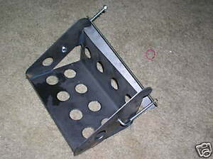 Battery Box T Bucket Hot Rod Rat Rod Ford Deuce Coupe