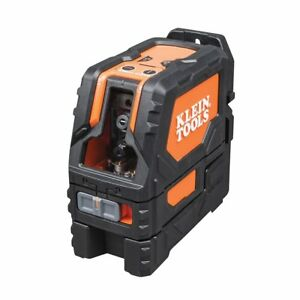 Klein Tools 93lcl Magnetic Laser Level Self leveling Cross line Laser Level