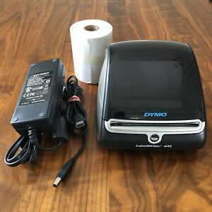 Dymo Labelwriter 4xl Label Thermal Printer Usb Wired With Extra Roll