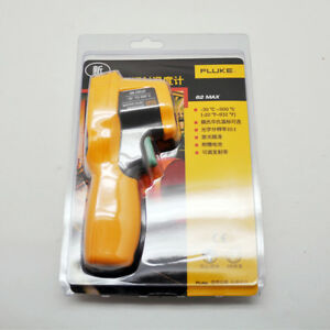 1pc Fluke New 62 Max Infrared Thermometer Brand New And Sealed