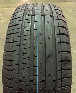 4 X New Tires 215 45 17 Accelera Phi r Uhp Performance Sport 30k 215 45r17 91w