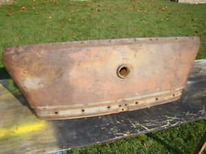 1930 31 Ford Model A Gas Tank 1930 1931 Aa Square Cab Fuel Gauge Steering Cowl