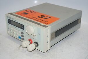 Circuit Specialists Inc 3711a Dc Electronic Load 300w 360v 30a Pc Programmable