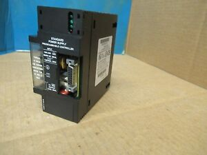 Ge Fanuc Power Supply Ic693pwr321y Output 24vdc 0 8a A Amps Used