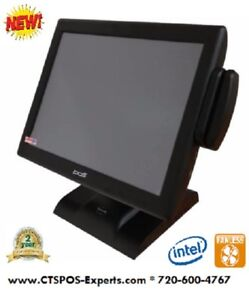 New Restaurant Bar Retail Pos All In One Point Of Sale System Fo