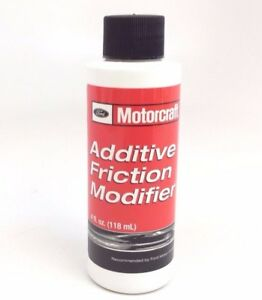 Ford Motorcraft Friction Modifier Additive Limited Slip Differential New Oem Xl3